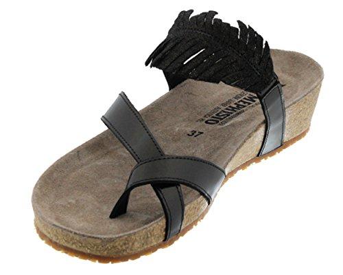 Sandales Foncé Gris Grey IMMY Dark Mephisto gris 30052 UpqwUd