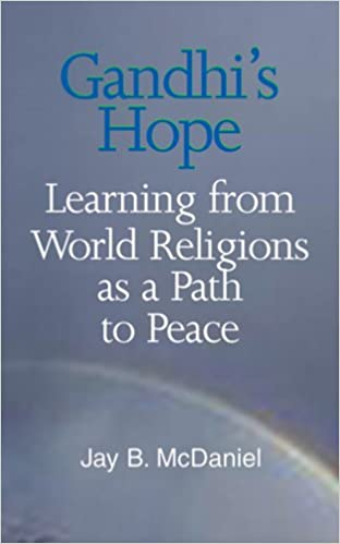 Book Gandhi's Hope: Learning From World Religions As A Path To Peace (Faith Meets Faith Series)