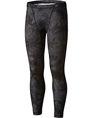 Midweight Printed Baselayer Tight - Girls'
