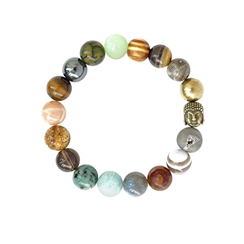 April Soderstrom Good Vibes Bracelet 10mm - Unisex, Large