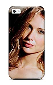 Shock-dirt Proof Claire Forlani Hair Red Blonde Grey White Black Wall Shadow People Women Case Cover For Iphone 5c