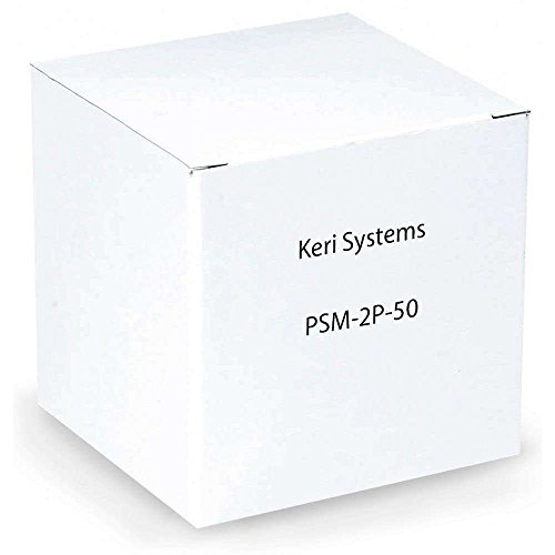 Keri Proximity Card (Keri Systems PSM-2P Multi Technology Card w/o Mag Stripe (50 Pack))