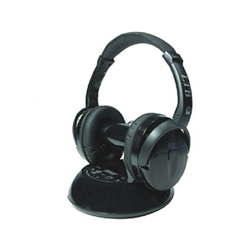 LTB Q-HOME-FX True 5.1 Surround Sound Stereo Wireless Headphones (Discontinued by Manufacturer)