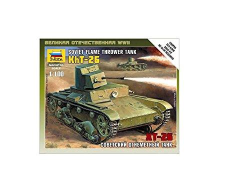 1 100 scale tank - 8