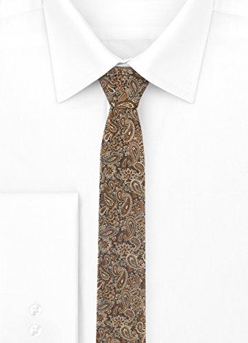 x 150cm Tie G 6cm Pattern 6 SW Narrow sw133 Ladeheid Mans w0Y7gg