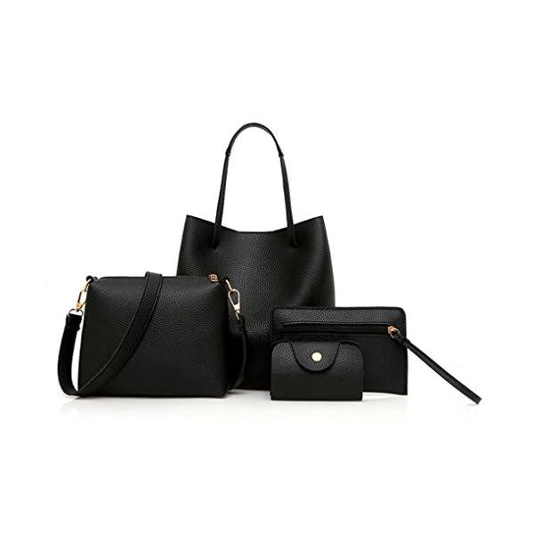 b3cc422f9063 AgrinTol Crossbody Bag ! Leather Handbag Crossbody Bag - Ma-Zone