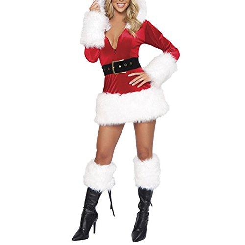 Lisli (Santa Lady Costumes)
