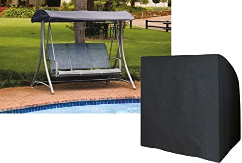 2 Seater Swing Seat Cover Amazon Co Uk Garden Outdoors