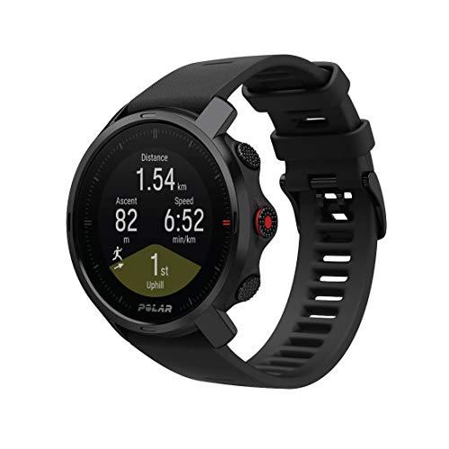 Polar Grit X – Robuust Outdoor Horloge met GPS, Kompas, Hoogtemeter en Duurzaamheid van Militair niveau voor Hiking…