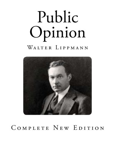 Public Opinion (Critical Assessment of Functional Democratic Government)