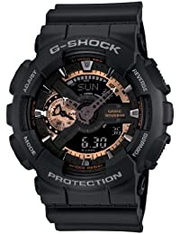 Men's GA110RG-1A G-Shock Black Watch