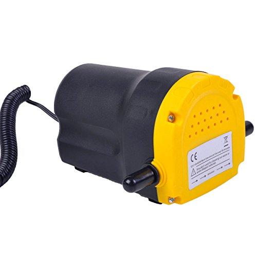 Super buy 12V 5Amp Motor Oil Fuel Diesel Extractor Scavenge Suction Transfer Pump & Hoses by Super buy