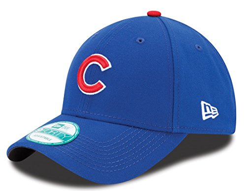 MLB The League Chicago Cubs Game 9Forty Adjustable Cap, One Size, Blue