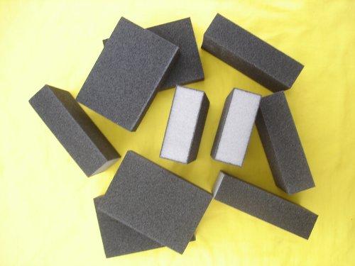 10 New Wet/dry Sanding Sponges Sponge Medium Drywall Nr