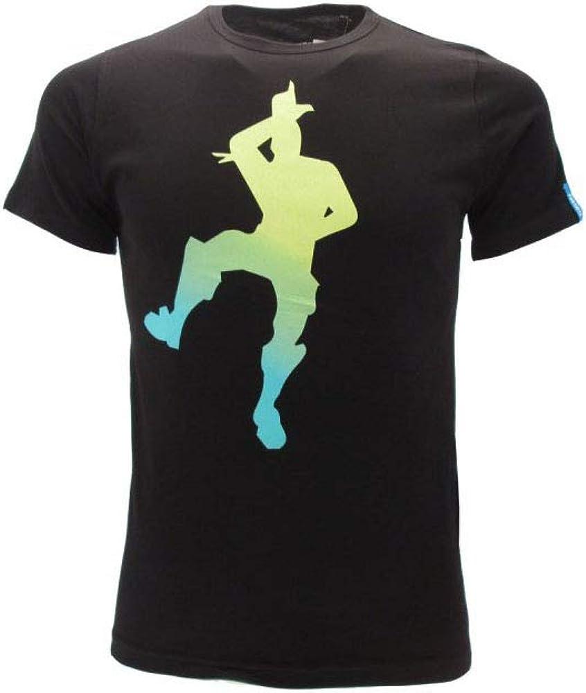 "Global Brands Group Epic Games Fortnite - Camiseta Oficial del Baile ""lárgate, pringao"" para niño - Juego, Videojuego"