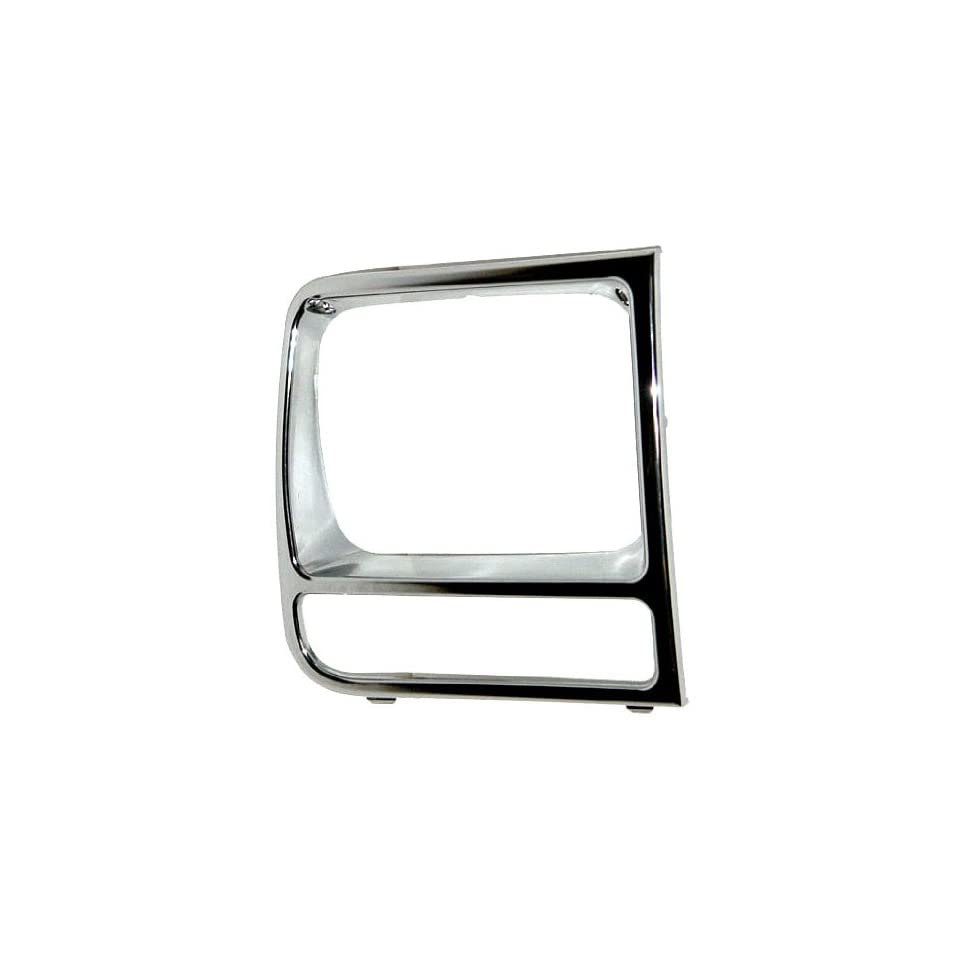 OE Replacement Jeep Cherokee/Wagoneer Passenger Side Headlight Door (Partslink Number CH2513165)