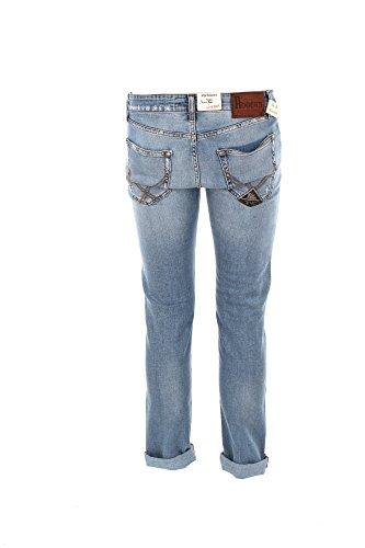 Jeans Uomo Roy Roger's 31 Denim P18riu000d0111007 Primavera Estate 2018