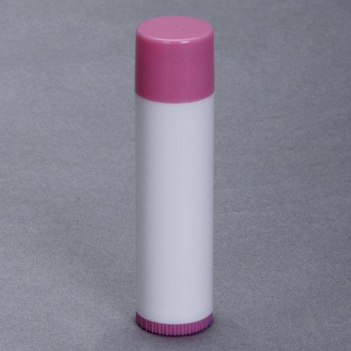 4.3ml Leer Lippenbalsam Tube Mit Rosa Mütze
