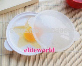 Envío gratuito de cocina herramientas COCEDOR de huevos microondas ...