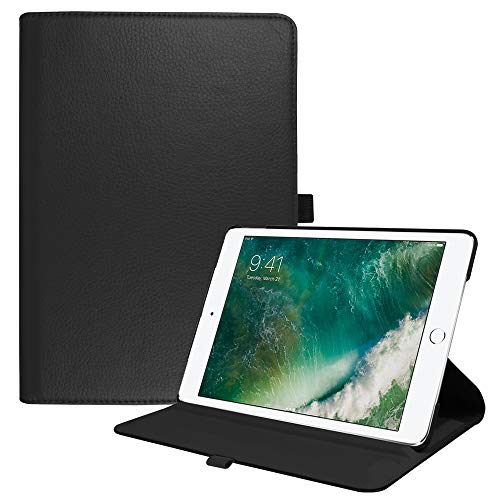 Fintie Case for iPad Air 10.5 (3rd Gen) 2019 / iPad Pro 10.5 2017-360 Degree Rotating Stand Protective Cover with Auto Sleep/Wake Feature, Black
