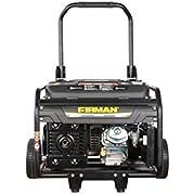 Firman Generators PRE4000K Gas Powered Portable Generator with Kohler Engine and Wheel Kit