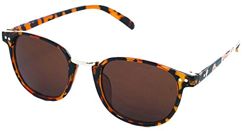 Rodeo x3 wayfarer Casual Style Work Sun Reader Sunglasses (Tortoise, - X3 Sunglasses
