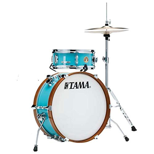 Tama Club Jam Mini 12/18 2pc. Drum Kit Aqua Blue