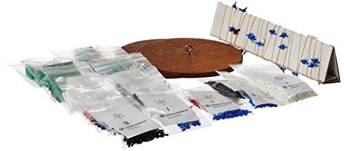 """3B Scientific W19800 DNA Model, 12.6"""" x 7.5"""" x 2.8"""""""