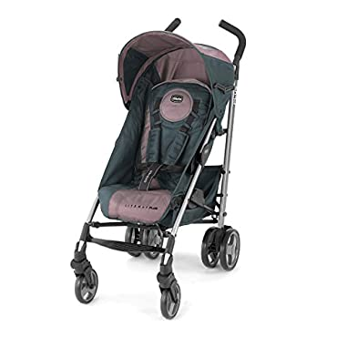 Chicco Liteway Plus 2-in-1 Car Seat Convertible Stroller, Lyra (CHI-0407931731)