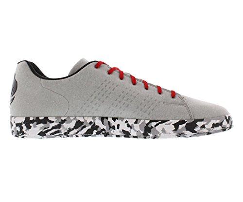 Adidas D Steeg Oever Laag Basketbal Heren Schoenen Maat Licht Onix / Zwart / Scartlet