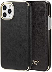 kate spade new york Black Folio Case for iPhone 11 Pro - ID & Card Ho
