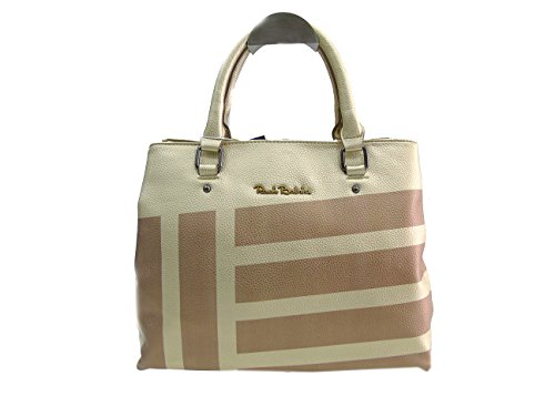 Borsa donna Renato Balestra l.Rubio mod. shopping a mano 253-4 platino