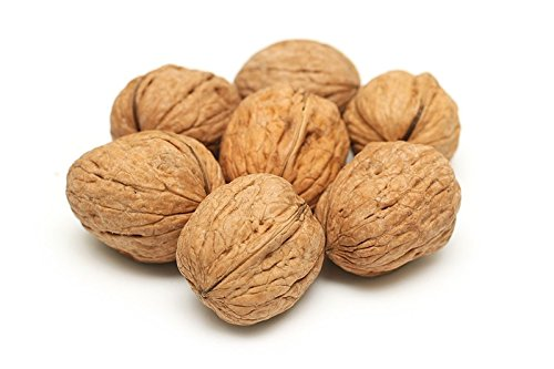 Walnut Shell - Anna and Sarah Walnuts in Shell 5.5 Lbs - New Crop - Jumbo - Chandler