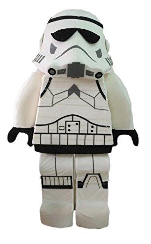 Star Wars Costume Storm Trooper Cosplay Mascot Costume Character Mascot Costumes for Party Mascot Design