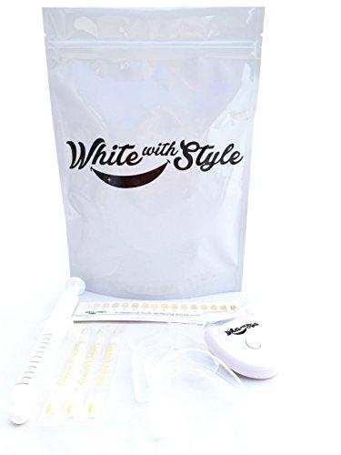 White with Style SPARKLE WHITE PROFESSIONAL HOME TEETH WHITENING KIT