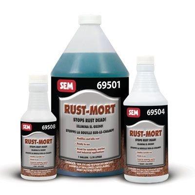 SEM 69501 Rust Mort - 1 Gallon