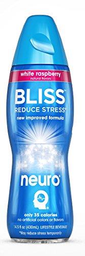 Neuro Bliss Drink, White Raspberry, 14.5 Ounce (Pack of 12)