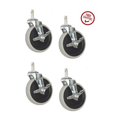(Four) Swivel Caster with 5
