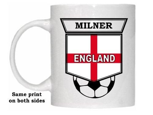 James Milner (England) Soccer Mug