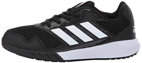 adidas Performance Boys' Altarun K Running Shoe, Black/White/Black, 2.5 Medium US Little Kid by adidas (Image #5)