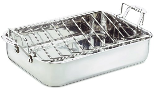 cuisinart roasting pan with rack - 8