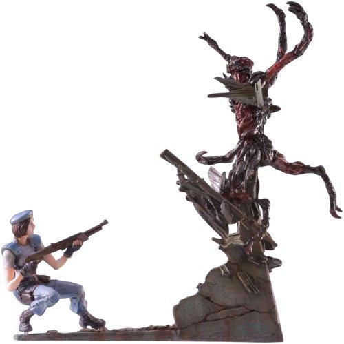 Biohazard (Resident Evil) Figure Collection Part 5 Jill Valentine Vs Chimera by Organic