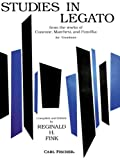 Studies in Legato for Trombone, Fink, Reginald H., 0825802458