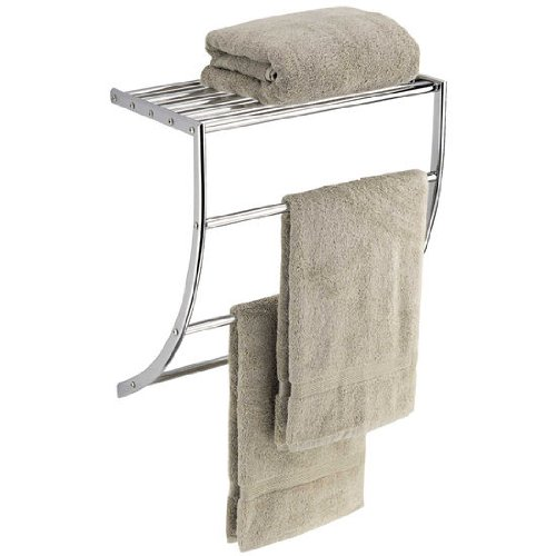Neu Home Curved Towel with Shelf (Neu Home Wall)