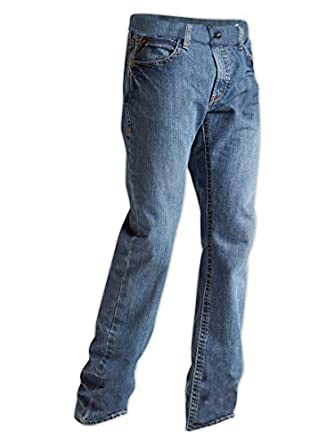 eddf7ac8090 Ariat 10012552-30X30 Flame Resistant M4 Low Rise Basic Boot Cut Jeans