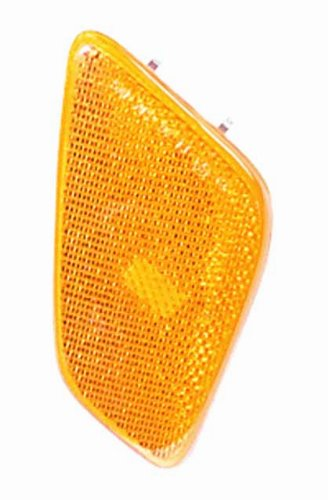 Depo 333-1410R-UC Jeep Wrangler Passenger Side Replacement Side Marker Lamp Unit without Bulb