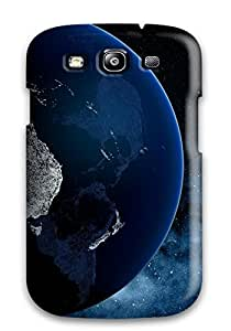 Fashionable Style Case Cover Skin For Galaxy S3- From Space