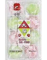 Kido Daifuku, Mochi (Strawberry & Melon), 200 g