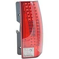 Taillight Taillamp Rear Brake Light Passenger Side Right RH for 07-13 Escalade