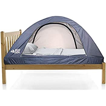 PopFS Bed Den II - Foldable Privacy Bed Tent Twin XL (79.5